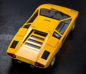 ランボルギーニ・カウンタックLP400