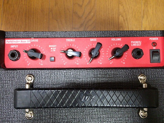 VOX Pathfinder Bass 10コンパネ