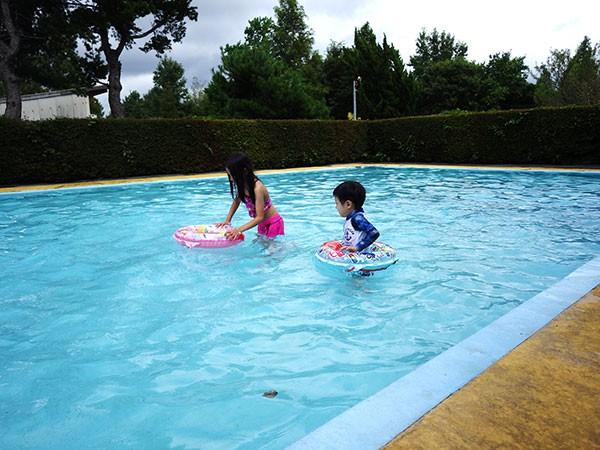 イレブンオートキャンプパーク プール