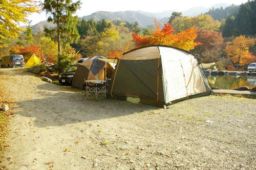 道志の森キャンプ場1