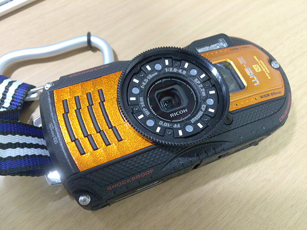 リコー WG−5 GPS